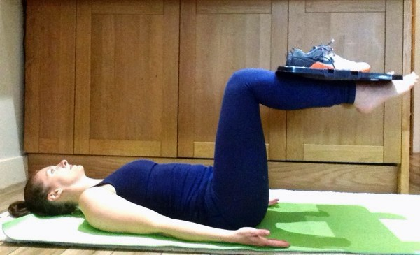 pilates tabletop move