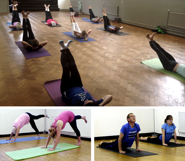 pilates classes newcastle